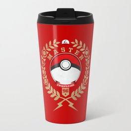 PokéMaster Travel Mug