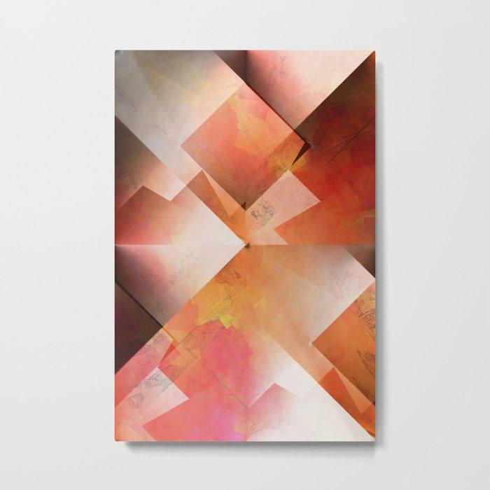 Abstract 2017 018 Metal Print