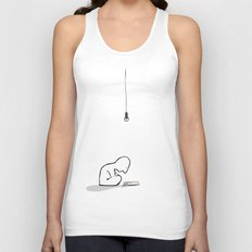 Bookish Unisex Tank Top