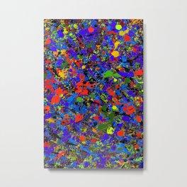 Abstract #738 Metal Print