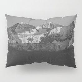 snowy mountains Pillow Sham