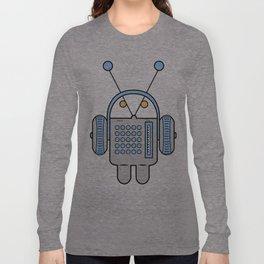 andy radio Long Sleeve T-shirt