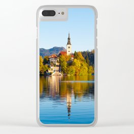 BLED 08 Clear iPhone Case