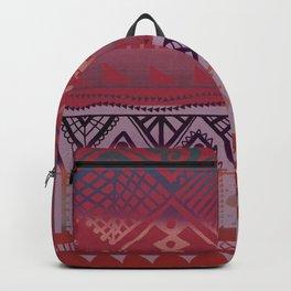 Tribal Autum Backpack