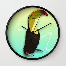 2 CAN DO IT Wall Clock