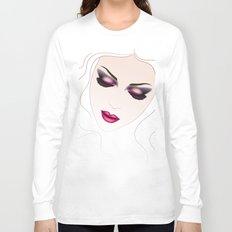 Sad girl Long Sleeve T-shirt