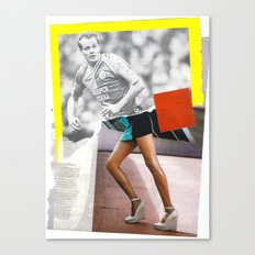 Football Fashion #9 Canvas Print