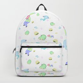 Cubic birthday Backpack