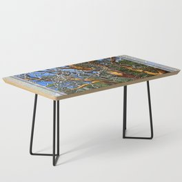 MADRONA TREE DEAD OR ALIVE Coffee Table