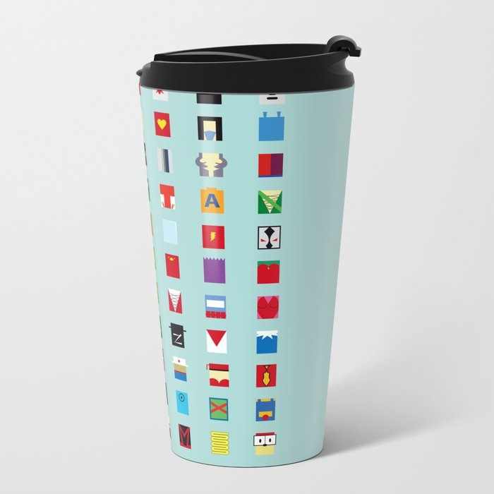 Minimalism SH Metal Travel Mug