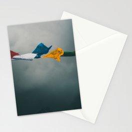 Prayer Flag Stationery Cards