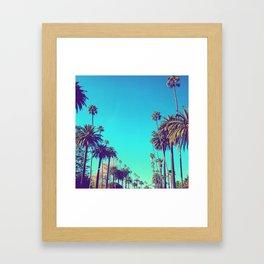 Californication Framed Art Print