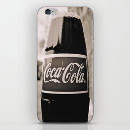Coca-Cola closer iPhone Skin