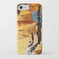 child iPhone & iPod Cases featuring Child by Art Ground