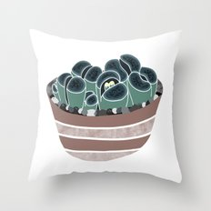Lithops Throw Pillow
