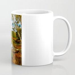 Dusk over a Swamp Coffee Mug