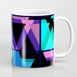 Colorful triangles . No. 1 Coffee Mug