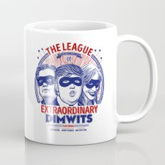The League of Extraordinary Dimwits Mug