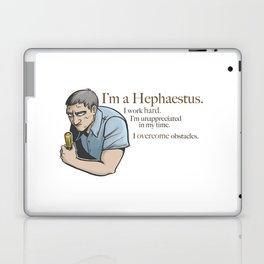 I'm a Hephaestus Laptop & iPad Skin