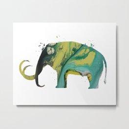 Mammoth Metal Print