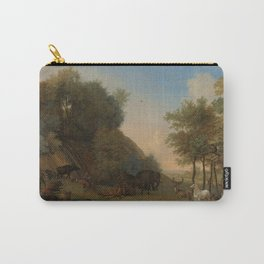 Orpheus and the Animals - Paulus Potter (1650) Carry-All Pouch