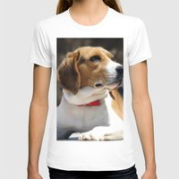 beagle T-shirts featuring Beagle by Artistically Home