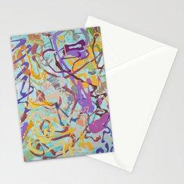 Shamanic Painting 08 Stationery Cards