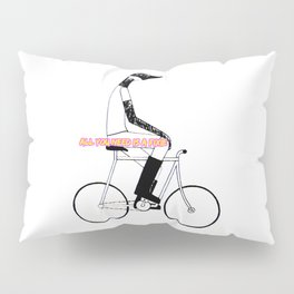 The Goose Pillow Sham