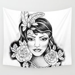 Rosely Wall Tapestry