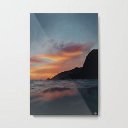 Sycamore Cove Metal Print