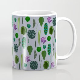 A non-scientific botanical investigation of the indoor plant. Coffee Mug