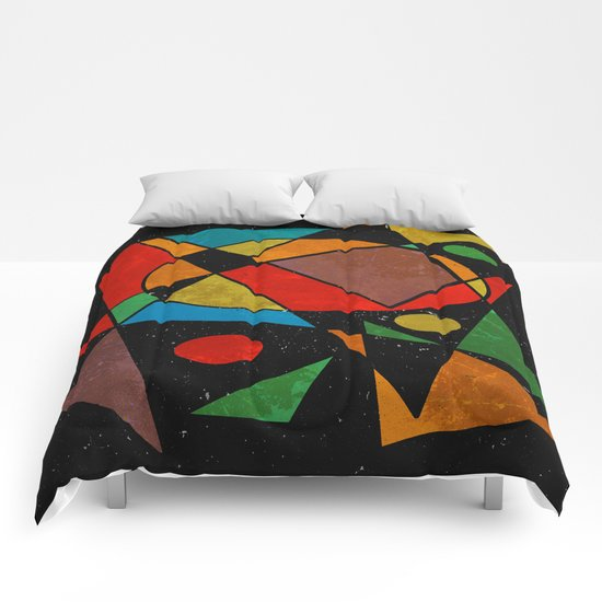 Abstract #341 Comforters