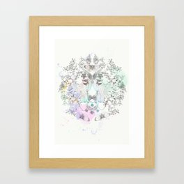 Fly away with me by Luca Johnson Framed Art Print