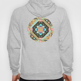 Bricolage Patchwork Quilt (printed) Hoody