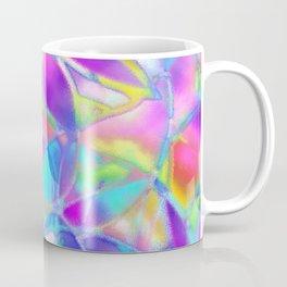 Floral Fractal Art G307 Coffee Mug