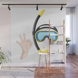 OK submarinista Wall Mural