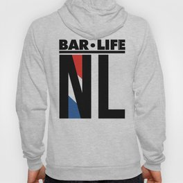 NL Bar•Life Hoody
