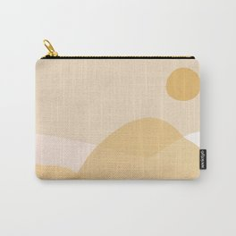 painted hills 2 abstract Carry-All Pouch