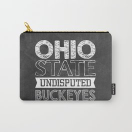 Undisputed Buckeyes Carry-All Pouch