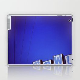 San-Hi Lanes - San Bernadino, CA Laptop & iPad Skin
