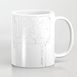 Twins-Since-1937---80th-Birthday-Gifts Coffee Mug