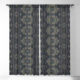 Moody Shibori Blackout Curtain