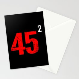45 Squared Trump 2020 Stationery Cards
