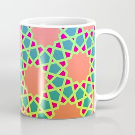 Arabesque gradient Coffee Mug