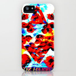 Twisted Tomatoes iPhone Case