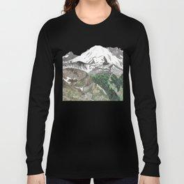 The Heart of Washington Long Sleeve T-shirt