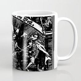 KING DEATH'S RITUAL Coffee Mug