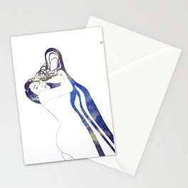 Water Nymph II Stationery Cards