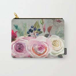 Flowers bouquet #42 Carry-All Pouch