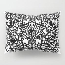 Doodle Flow Pillow Sham
